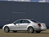 Mercedes-Benz S 250 CDI BlueEfficiency (W221) 2010–13 pictures