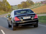 Mercedes-Benz S 600 Guard (W221) 2010–13 pictures