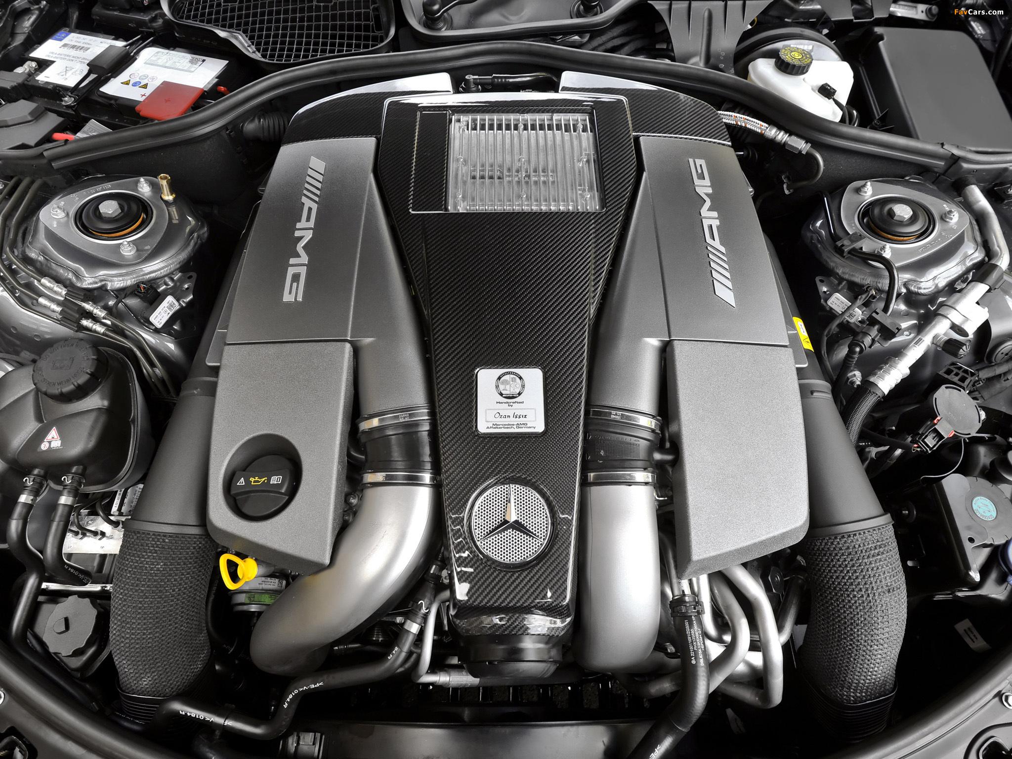 Mercedes-Benz S 63 AMG US-spec (W221) 2010–13 pictures (2048 x 1536)