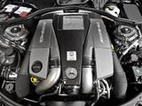 Mercedes-Benz S 63 AMG US-spec (W221) 2010–13 pictures