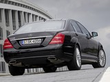 Mercedes-Benz S 500 BlueEfficiency (W221) 2010–13 pictures