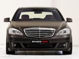 Brabus S V12 R Biturbo 800 (W221) 2010–13 pictures