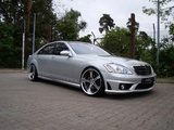 MEC Design Mercedes-Benz S 550 (W221) 2010–13 pictures