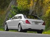 Mercedes-Benz S 350 BlueTec US-spec (W221) 2010–13 wallpapers