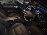 Mercedes-Benz S 350 BlueTec AU-spec (W221) 2010–13 wallpapers