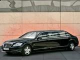 Mercedes-Benz S 600 Guard Pullman (W221) 2010–13 wallpapers