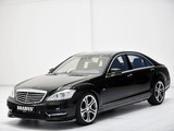 Brabus B50 (W221) 2011–13 pictures