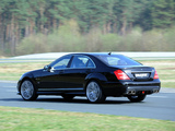 Brabus B63 (W221) 2011–13 pictures