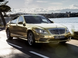 Mercedes-Benz S-Klasse Festival de Cannes (W221) 2012 photos