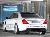 CFC Mercedes-Benz S 65 AMG (W221) 2012–13 photos