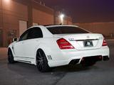 SR Auto Mercedes-Benz S 63 AMG Project Amadeus (W221) 2012–13 pictures
