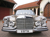 VÄTH Mercedes-Benz 300 SEL 3.5 (W109) 2012 wallpapers