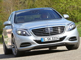 Mercedes-Benz S 500 (W222) 2013 images