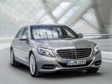 Mercedes-Benz S 400 Hybrid (W222) 2013 images