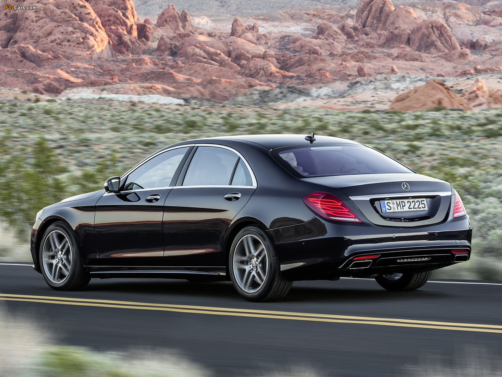 Mercedes-Benz S 500 AMG Sports Package (W222) 2013 photos (1600 x 1200)