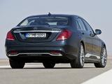 Mercedes-Benz S 350 BlueTec AMG Sports Package (W222) 2013 photos