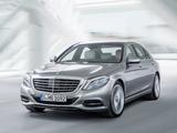 Mercedes-Benz S 400 Hybrid (W222) 2013 photos