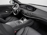Mercedes-Benz S 63 AMG (W222) 2013 photos