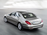 Mercedes-Benz S 400 Hybrid (W222) 2013 pictures