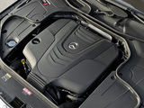 Mercedes-Benz S 350 BlueTec AMG Sports Package (W222) 2013 pictures