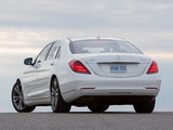 Mercedes-Benz S 350 BlueTec (W222) 2013 pictures