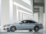 Mercedes-Benz S 63 AMG (W222) 2013 wallpapers