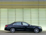 Mercedes-Benz S 350 BlueTec AMG Sports Package (W222) 2013 wallpapers
