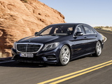 Mercedes-Benz S 500 AMG Sports Package (W222) 2013 wallpapers