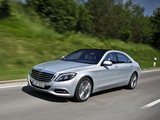 Mercedes-Benz S 500 (W222) 2013 wallpapers