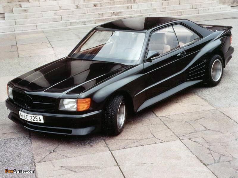 Koenig Mercedes-Benz 560 SEC (C126) images (800 x 600)
