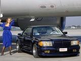 Gemballa Mercedes-Benz 500 SEC Widebody (C126) images