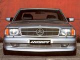 Zender Mercedes-Benz 500 SEC (C126) images