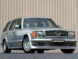 Zender Mercedes-Benz 500 SET (W126) images
