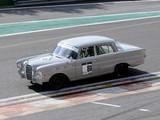 Mercedes-Benz 220 SE Race Car (W111) images