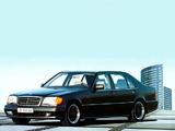 Mercedes-Benz S-Klasse AMG (W140) images