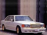 Gemballa Mercedes-Benz S-Klasse (W126) images