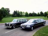 Mercedes-Benz S-Klasse photos
