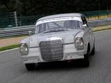 Mercedes-Benz 220 SE Race Car (W111) pictures
