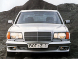 Brabus Mercedes-Benz 560 SEL 6.0 (W126) pictures