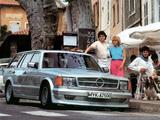 Zender Mercedes-Benz 500 SET (W126) pictures