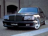 WALD Mercedes-Benz S-Klasse (W126) pictures