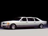 Trasco 1000 SEC Stretch Limousine (C126) wallpapers