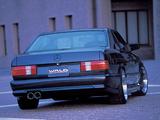 WALD Mercedes-Benz S-Klasse Coupe (C126) wallpapers