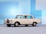 Photos of Mercedes-Benz 220 SE (W111) 1959–65