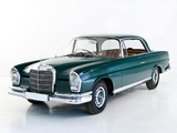 Photos of Mercedes-Benz 220 SE Coupe UK-spec (W111) 1961–65