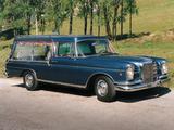 Photos of Mercedes-Benz 220 SE Leichenwagen (W111) 1964