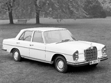 Photos of Mercedes-Benz 280 SE (W108) 1967–72