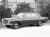 Photos of Mercedes-Benz 280 S (W108) 1967–72