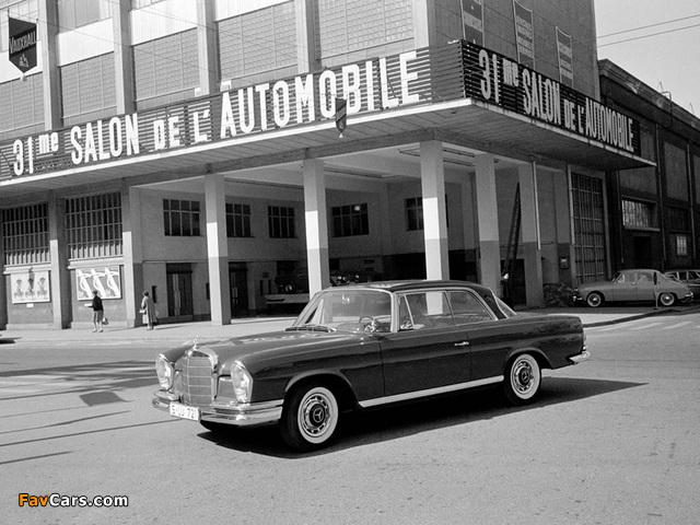 Photos of Mercedes-Benz 280 SE Coupe (W111) 1967–71 (640 x 480)