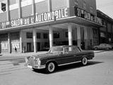 Photos of Mercedes-Benz 280 SE Coupe (W111) 1967–71